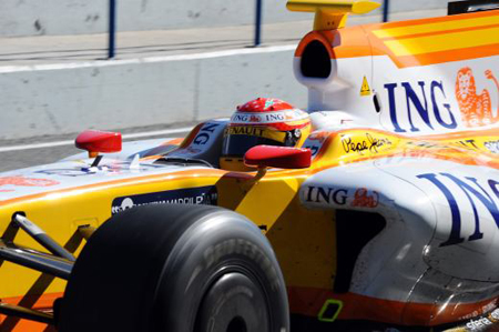 Alonso R29
