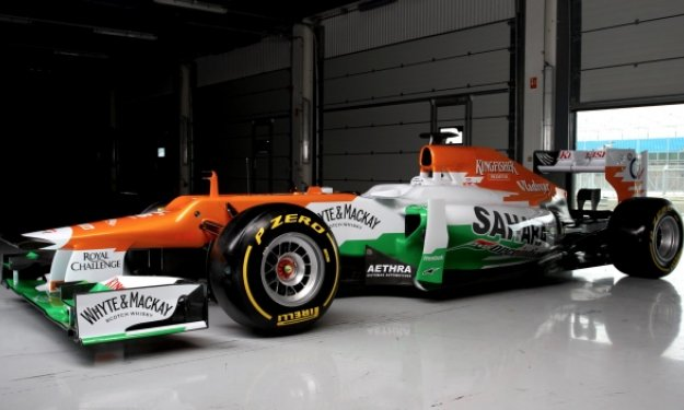 Force India no se queda atrás